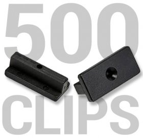 500 Composite Decking Clips (No Screws)